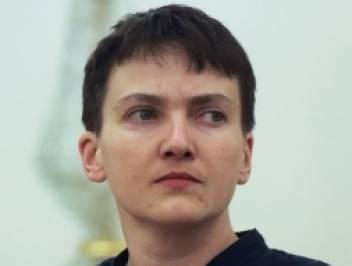 Шевченковский суд Киева арестовал Н.Савченко на 2 месяца