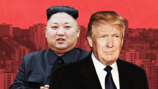 Трамп сделал тревожное заявление по поводу встречи с лидером КНДР Ким Чен Ыном