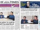 Нас интересовали исключительно ваши шпили: ведущие британские газеты об интервью подозреваемых в отравлении Скрипалей. ФОТОрепортаж