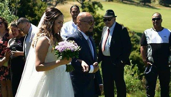 В Новой Зеландии невеста умерла через несколько часов после свадьбы - СМИ