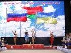 Украинская гимнастка Никольченко завоевала бронзу на этапе Кубка мира в Минске. ВИДЕО