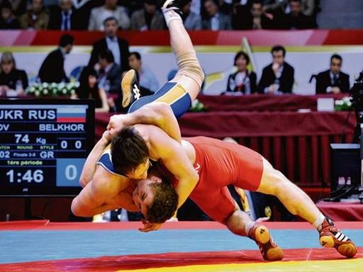 Украинские борцы поедут на чемпионат Европы в Россию