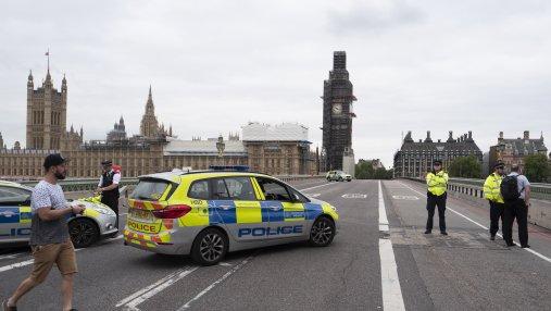 Наезд на людей в Лондоне: появились фото и детали о нападающем