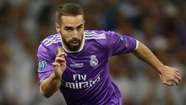УЕФА подозревает звезду Реала в намеренном получении желтой карточки