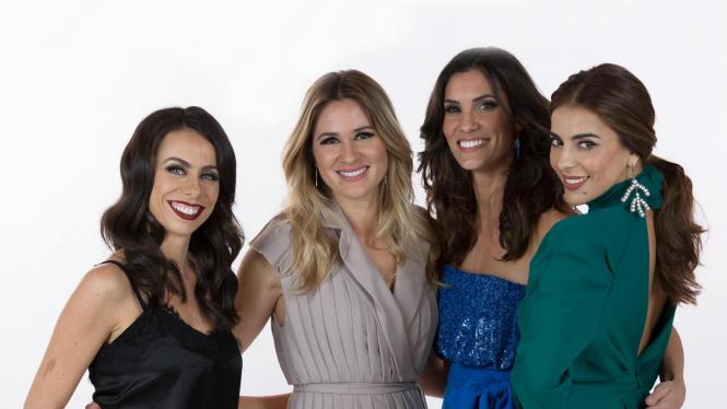 Ведущими Евровидения впервые станут четыре женщины