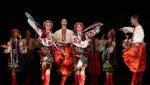 Порошенко с женой открыл Мариинский дворец в Киеве: яркие фото