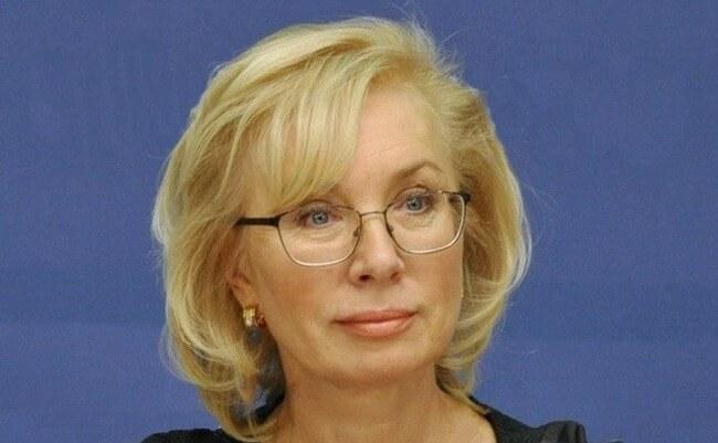 Денісова просить Мін'юст України звернутися до ЄСПЛ щодо порушення прав Сенцова