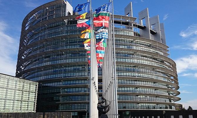 Европарламент поддержал выделение 1 млрд евро Украине