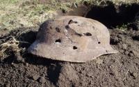 В Украине нашли останки солдат времен Второй мировой