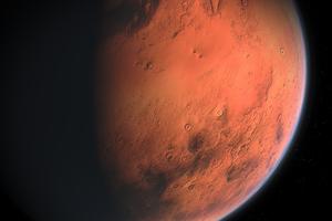 Доказана гипотеза единственного удара Марса