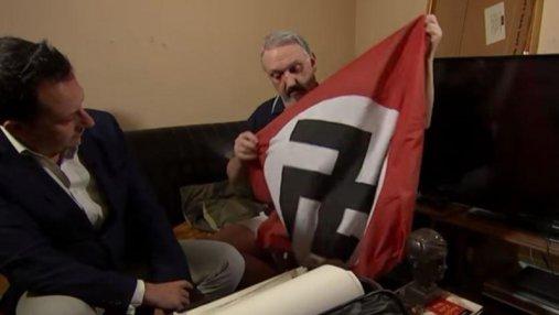 Лидер британских неонацистов признался, что он еврей и гомосексуалист
