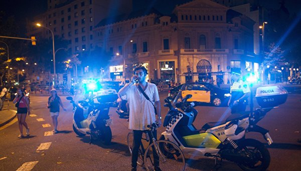 Кровавые теракты в Каталонии: возросло число погибших