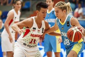 Украина обыграла Венгрию на Евробаскете-2017