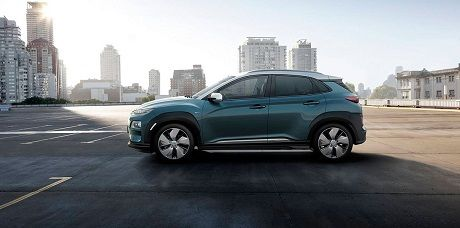 Hyundai представил новый электромобиль (ФОТО)