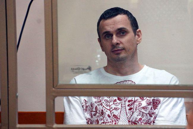 Президент Украины прокомментировал 100 дней голодовки Олега Сенцова