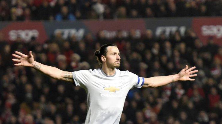 Ибрагимович досрочно разорвал контракт с Манчестер Юнайтед