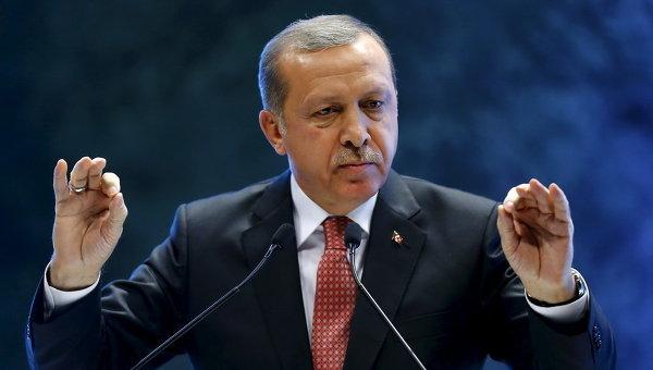 Эрдоган пообещал очень быстро завершить операцию в сирийском Африне