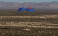 Компания Blue Origin произвела первый испытательный запуск капсулы Crew Capsule 2.0 (ВИДЕО)