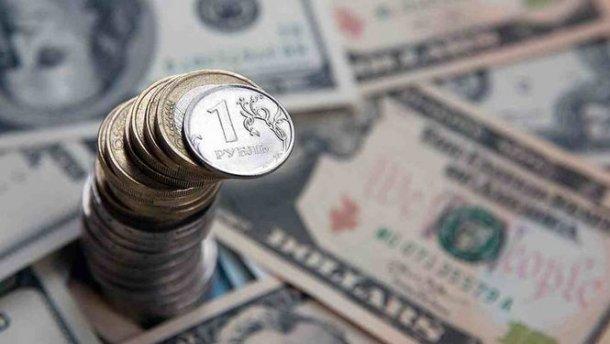 Рубль очікує падіння, – аналітики Morgan Stanley