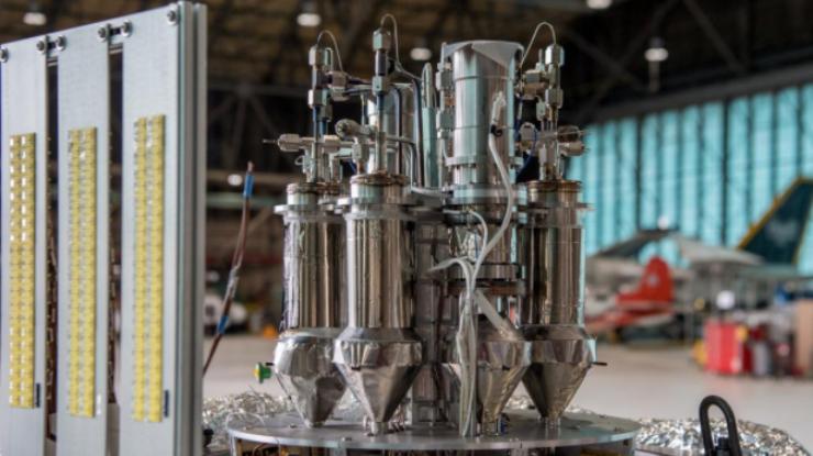 NASA испытало ядерный реактор для миссии на Марс