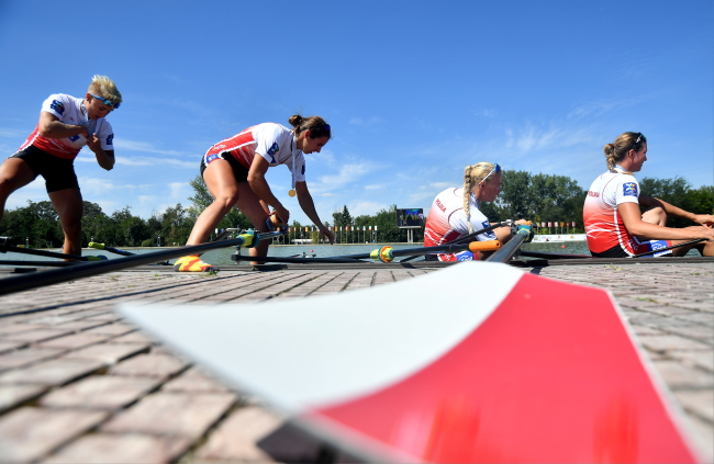 Gold for Poles at World Rowing Champs
