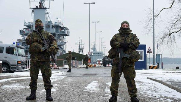В Германии офицера бундесвера обвинили в подготовке терактов