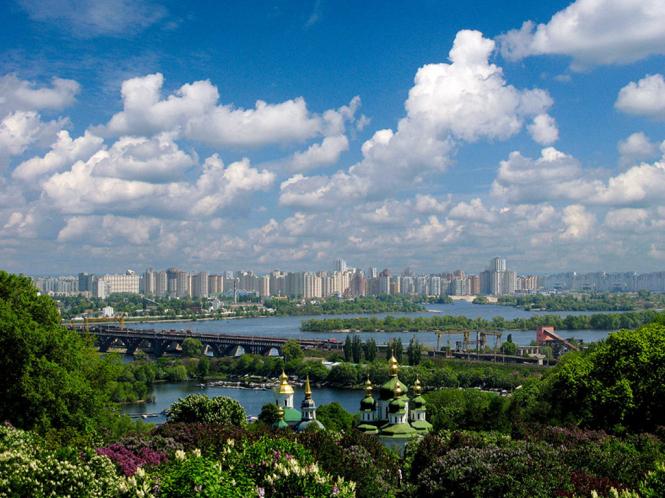 В рейтинге самых дорогих городов мира Киев поднялся на 14 ступеней
