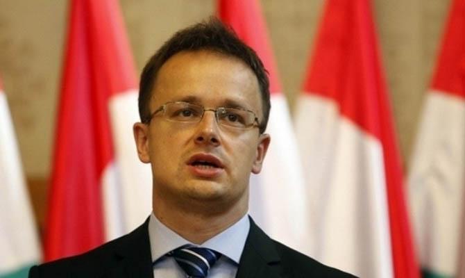 Сийярто назвал ложью непричастность властей Украины к «Миротворцу»