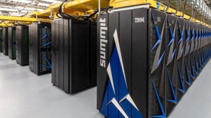 США запустили самый мощный в мире суперкомпьютер