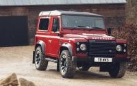 Land Rover представила самый быстрый Defender с V8 и автоматом