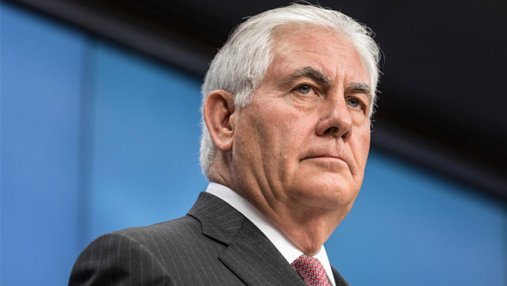 США никогда не признают российскую оккупацию, – Тиллерсон