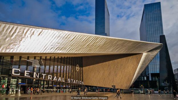 The Dutch city that's more like Dubai
