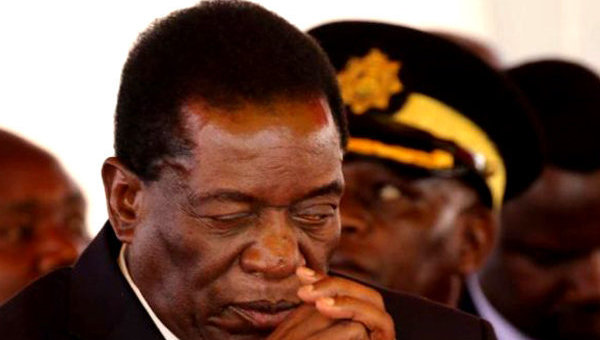 Стало известно, когда Эммерсон Мнангагва займет пост президента Зимбабве