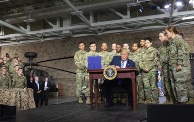 Плюс Украина, минус Россия. Военный бюджет Трампа
