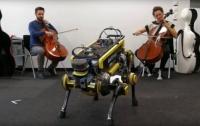 Четвероногий робот ANYmal научился танцевать под живую музыку (ВИДЕО)