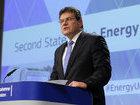 Еврокомиссия и Германия могут дать политический импульс для переговоров Украины с Россией по газовому вопросу, - вице-президент ЕК Шефчович