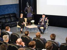 Владимир Гройсман: Создание украинского кино превращается в тренд. Как правительство мы готовы подставить плечо