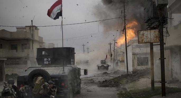 Сирийские силы освободили город Ракка от боевиков ИГИЛ