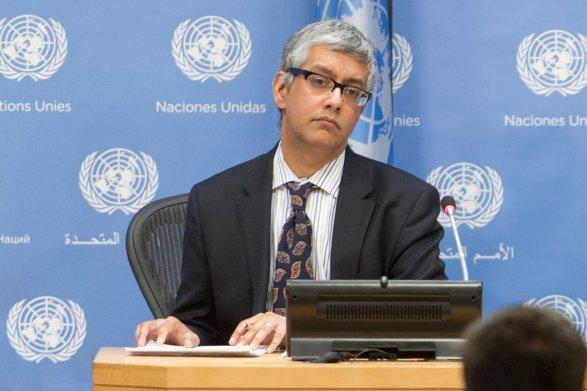 Генсек ООН о событиях в Армении