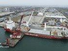 Впервые зафиксирована поставка 10 тыс. тонн ильменита из Норвегии в оккупированный Крым для завода Фирташа, - расследование BSNews. ФОТОрепортаж