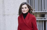 Королева Іспанії відвідала урочисту подію в яскравому вбранні (ФОТО)