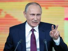 Путин: Может людям, которым разрешено принимать запрещенные препараты, выступать вне конкурса или что-то в этом роде?