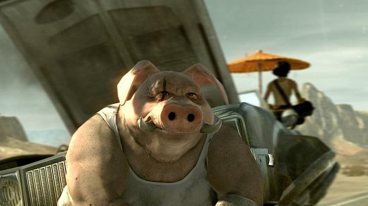 Beyond Good & Evil 2: в Ubisoft показали геймплей игры
