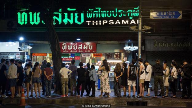 The key to perfect pad Thai?