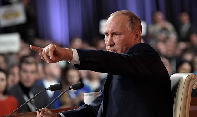 В Кремле рассказали, как Путин получил приглашение на свадьбу в Австрии