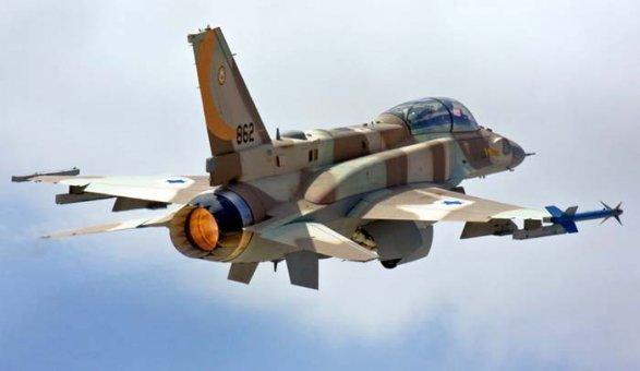 Минобороны РФ: Израильский истребитель был сбит ЗРК С-200