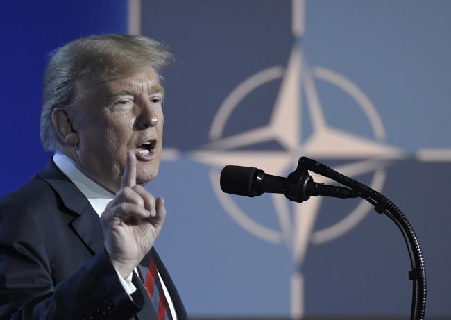 Трамп: Країни НАТО призначатимуть більше коштів на обороноздатність