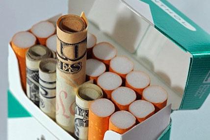 ГФС планирует усилить контроль за рынком сигарет
