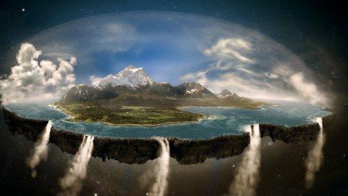 В России покажут документальный фильм о плоской Земле