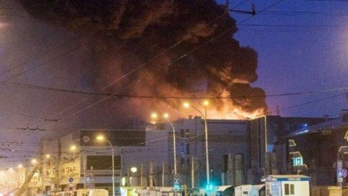 Мама, я не хочу умирать: опубликованы жуткие звонки во время пожара в Кемерово